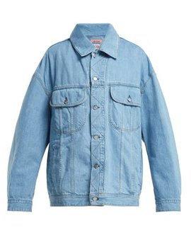 Oversized Denim Jacket by Acne Studios