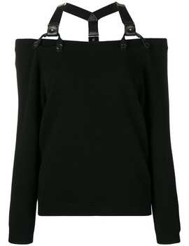 Off The Shoulder Jumper by Moschino