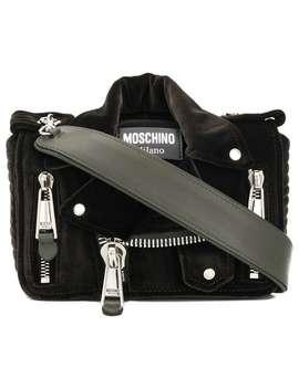 Medium Biker Bag by Moschino