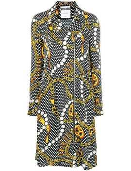 printed-zip-front-dress by moschino