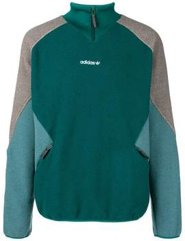 Loose Sports Sweater by Adidas