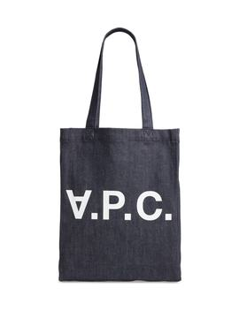 Laure Denim Tote by A.P.C.