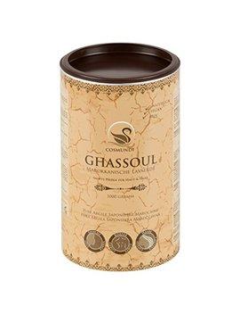 Cosmundi Ghassoul Marokkanische Lavaerde Pulver 1 Kg Mineralische Tonerde Für Haarwäsche Körperpflege Gesichtsmaske & Peeling by Amazon