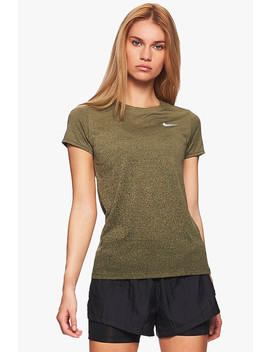 Dry Medalist Running Top by Nike