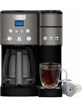 Coffee Center 12 Cup Coffee Maker   Black/Stainless by Cuisinart