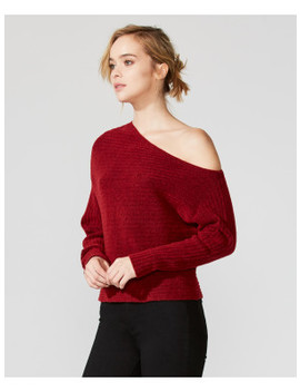 Slope Ribbed Sweater by Bailey44