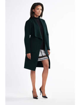 Rhoda Coat by Elie Tahari