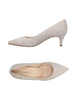 Cafènoir Pump   Footwear by Cafènoir