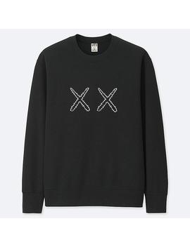 Men Kaws X Sesame Street Sweatshirt by Uniqlo