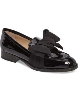 Violet Bow Loafer by Botkier