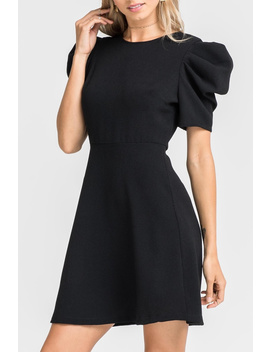 Puff Sleeve Dress by Mod&Soul, Virginia