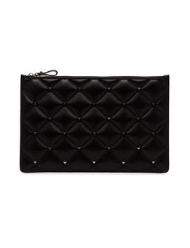 Valentino Garavani Candystud Clutch Bag by Valentino