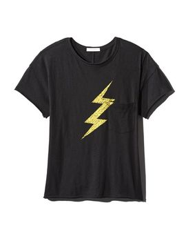 Lightning Vintage Tee by Rag & Bone/Jean