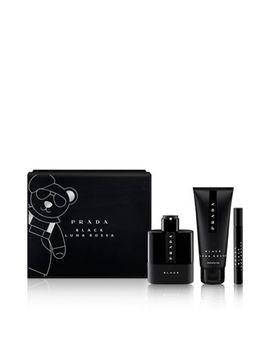 Prada   'luna Rossa Black' Eau De Parfum Gift Set by Prada