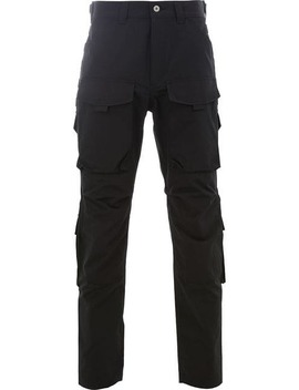 Cargo Pockets Trousers by Junya Watanabe Man