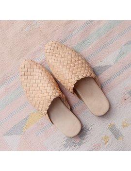 Amanda Handwoven Leather Loafer, Handmade Leather Loafer, Hand Woven Loafer by Etsy