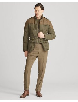 Rlx Down Panel Wool Sport Coat by Ralph Lauren