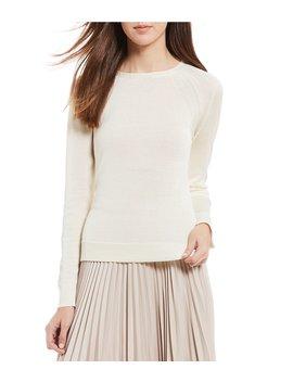 Emma Long Sleeve Sweater by Gianni Bini