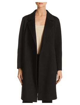 Clairene Wool & Cashmere Coat   100 Percents Exclusive by Theory