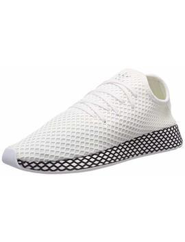 Adidas Herren Deerupt Runner Gymnastikschuhe, Bianco, Eu by