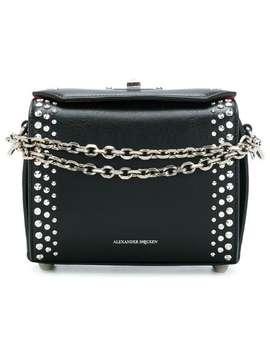 Studded Box Bag by Alexander Mc Queen