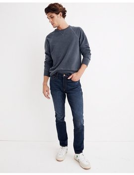 Slim Jeans In Dark Blue Wash by Madewell