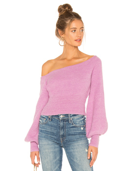 Like This Sweater In Lilac by Keepsake