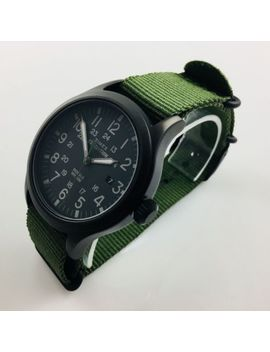 Men's Timex Expedition Scout зеленый часы Tw4 B04700 by Ebay Seller