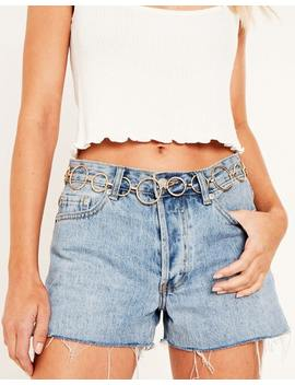 Circle Link Chain Belt by Glassons