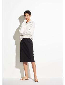 Asymmetric Skirt by Vince