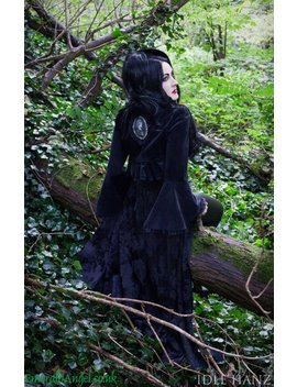 Evil Queen Cameo Jacket, Made To Measure. Gothic, Witch. by Etsy