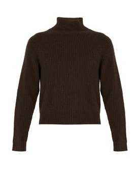High Neck Sweater by Phipps