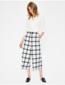 British Tweed Culottes by Boden