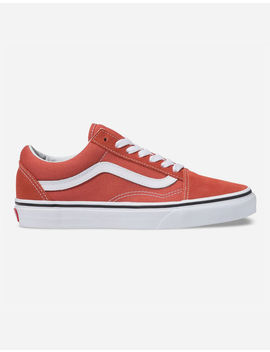Vans Old Skool Hot Sauce & True White Womens Shoes by Vans