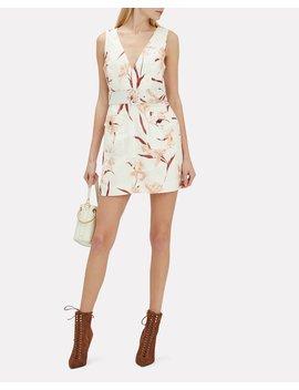 Corsage Safari Dress by Zimmermann