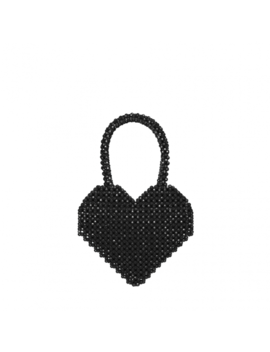 Maria Beaded Heart Tote by Loeffler Randall