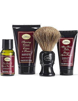 The 4 Elements Of The Perfect Shave Sandalwood Mid Size Kit by The Art Of Shaving