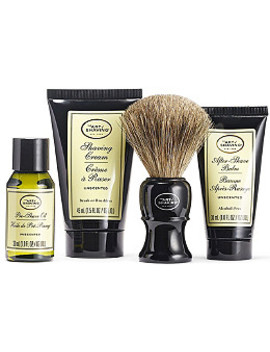 The 4 Elements Of The Perfect Shave Unscented Mid Size Kit by The Art Of Shaving