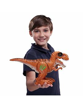 Robo Alive New Zuru Robotic Attacking Roaring T Rex Dino Toy by Robo Alive