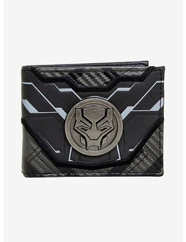 Marvel Black Panther Bi Fold Wallet by Hot Topic