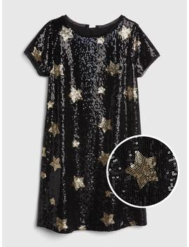 Star Sequin Dress by Gap
