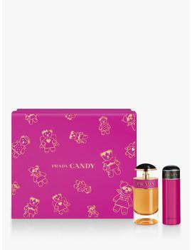 Prada Candy 50ml Eau De Parfum Fragrance Gift Set by Prada