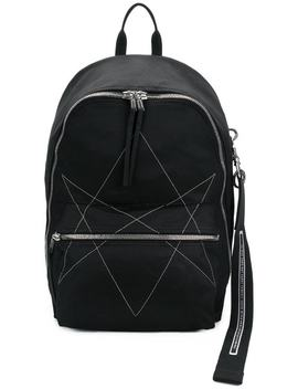Stitched Backpack by Rick Owens Drkshdw