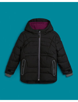 Mock Down Padded Jacket by Ted Baker