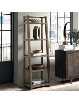 Greyleigh Arbyrd Leaning Ladder Bookcase & Reviews by Greyleigh