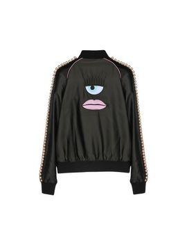 Chiara Ferragni Bomber   Coats And Jackets by Chiara Ferragni