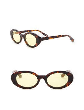 Mc Kinley 51mm Oval Sunglasses by Elizabeth And James