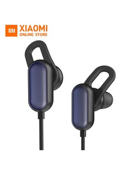 Original Xiaomi Bluetooth Earphone Headset Youth Version Wireless Sport Earbuds Microphone Waterproof Earphone For Phone Android by Xiaomi