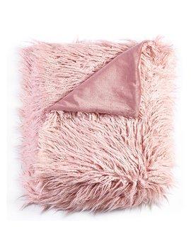 House Of Hampton Aurellia Mongolian Soft Shaggy Faux Fur Throw & Reviews by House Of Hampton
