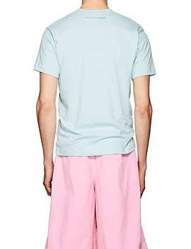 Classic Cotton Short Sleeve T Shirt by Comme Des Garçons Shirt